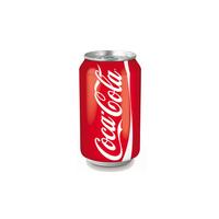 Bote coca-cola